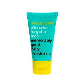 Anatomicals Memorable Face Moistuirser