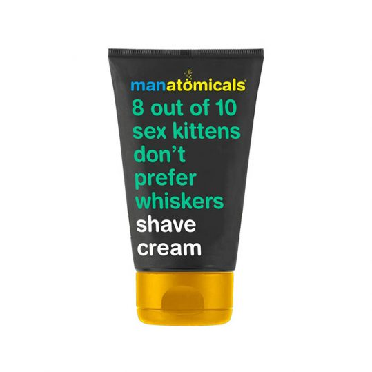 Anatomicals Shaving Cream