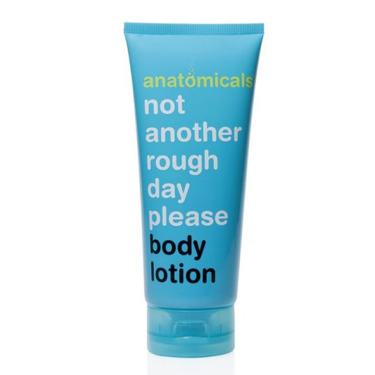 Anatomicals not Another Rough Day please Body lotion