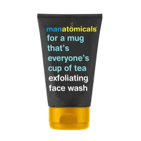 anatomicals exfoliating face scrub
