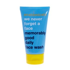 anatomicals we never forge a face wash