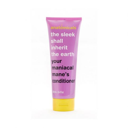 Anatomicals The Sleek Shall Inherit the Earth Hair Conditioner