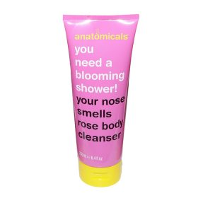 Anatomicals You Need a Blooming Shower