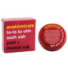 Anatomicals Ta Ta To Ooh Aah Joint Muscle Rub