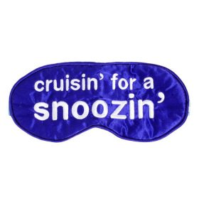 Anatomicals Cruisin For A Snoozin Sleep Mask