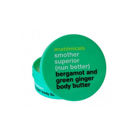 Anatomicals Smother Superior Nun Better Body Butter