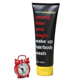 Anatomicals young free and tingle Hair and Body Wash
